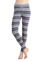 Enlivened Landscape Leggings
