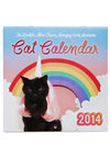 Queen Purr a Day 2014 Calendar - Multi, Quirky, Cats, Good, Print with Animals