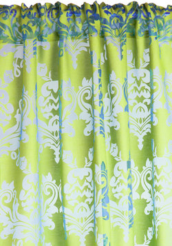 Shed Some Limelight Curtain