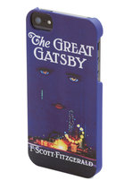 No Hardback Feelings iPhone 5/5S Case in Gatsby