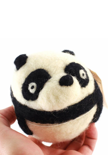 Wool You Be My Friend DIY Panda Kit - Multi, Handmade & DIY, Quirky, Good, Variation