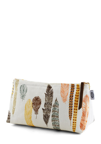Travel Together Toiletries Bag - Woven, Multi, Rustic, Good, Novelty Print, Travel, Boho