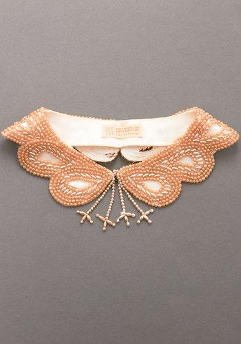 Vintage Portico Cheer Collar
