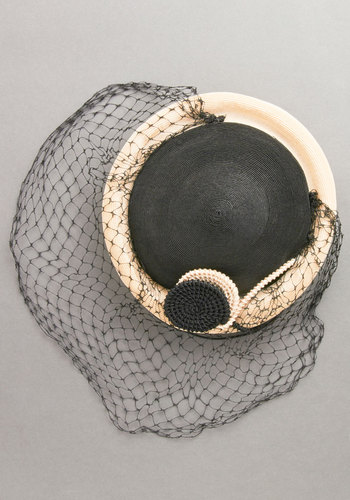Vintage Invited to the Inn Hat