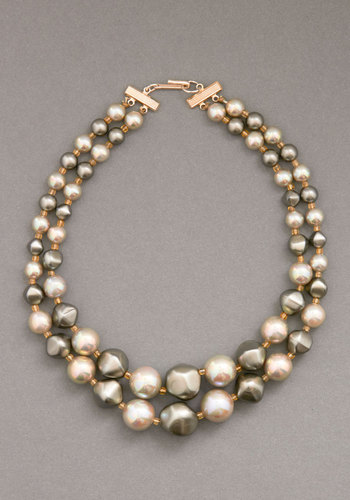 Vintage Glitz that Time of Year Necklace