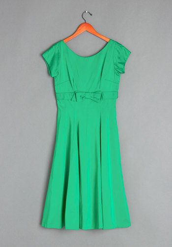 Vintage Bough after Bough Dress