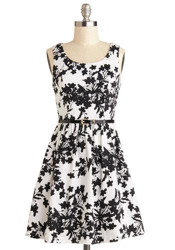 Petals and Panache Dress