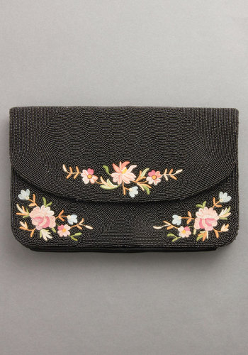 Vintage Ready to Revel Clutch
