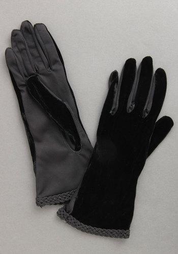 Vintage Lend a Handbell Gloves