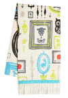 Frame and Fortune Tea Towel - Cotton, Woven, Multi, French / Victorian, Good