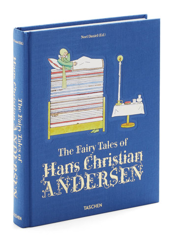 The Fairy Tales of Hans Christian Andersen - Fairytale, Better, Blue