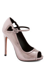 Betsey Johnson Mirror Finesse Heel