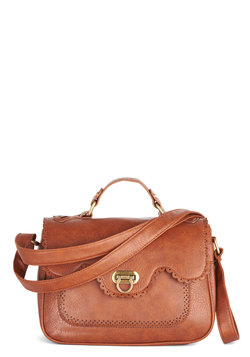Perk Me Up Bag in Toffee