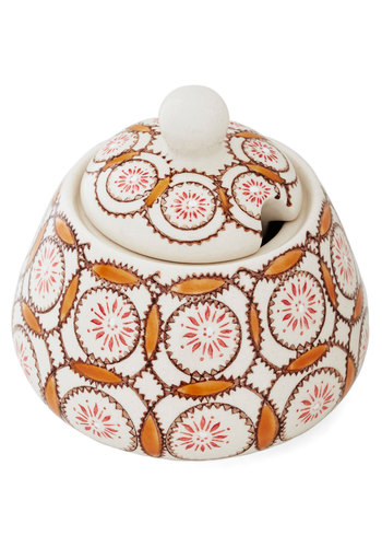 Eye Ain't Fooling Sugar Bowl - Multi, Boho, Good, Hostess
