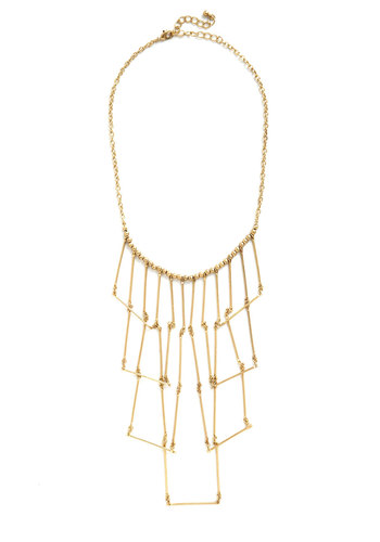 Stick Together Necklace - Gold, Solid, Better