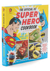 The Official DC Superhero Cookbook - Nifty Nerd, Good, Food, Top Rated