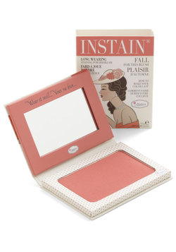 theBalm Fresh Impression Blush in Apricot