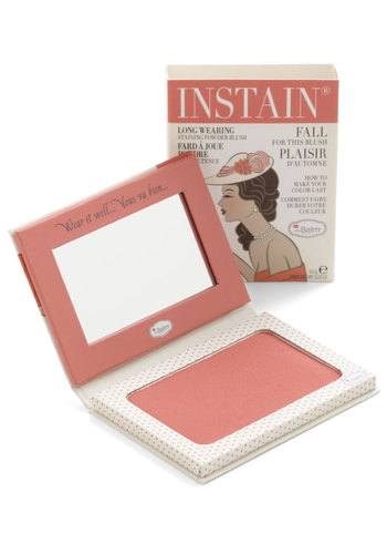 theBalm Fresh Impression Blush in Apricot by theBalm - Pink, Solid, Best, Variation, Valentine's