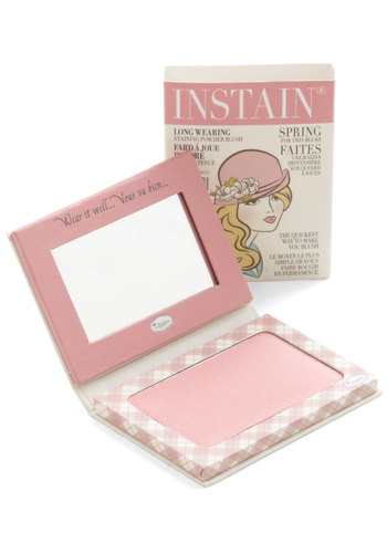theBalm Fresh Impression Blush in Strawberry by theBalm - Pink, Solid, Best, Variation, Valentine's
