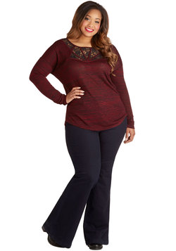 Skate Night Jeans in Plus Size