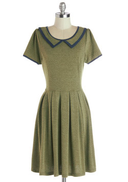 The More the Rosemary Dress