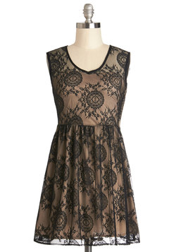 Frappe Break Dress