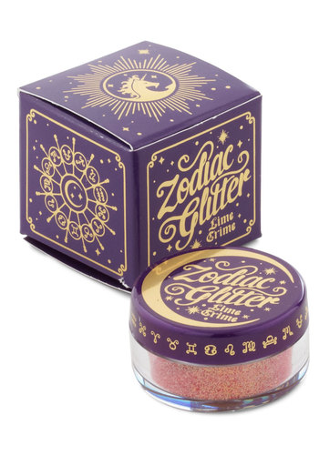 Zodiac Glitter in Aries by Lime Crime Makeup - Orange, Gold, Solid, Glitter, Party, Girls Night Out, Better, Variation