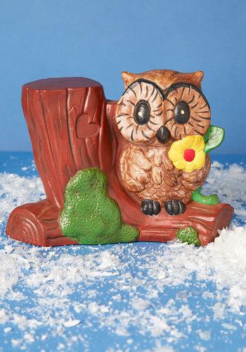 Vintage Owl My Darlin' Figurine