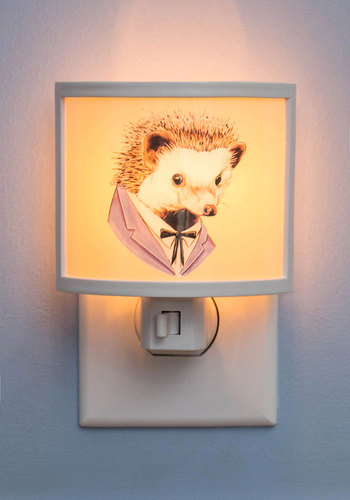 Dress Sharp Night Light - Multi, Critters, Good, Print with Animals