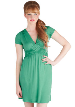 Glam of Green Gables Dress