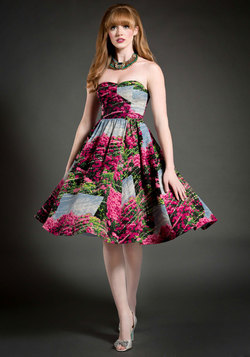 Tracy Reese Beautiful Botanist Dress