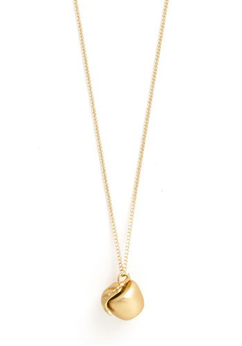 Fruitful Venture Necklace - Solid, Fruits, Gold, Good, Fairytale, Graduation, Exclusives