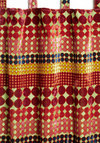 Velvety Vibrance Curtain by Karma Living - Woven, Multi, Boho, 70s, Best, Vintage Inspired, 60s, Dorm Decor