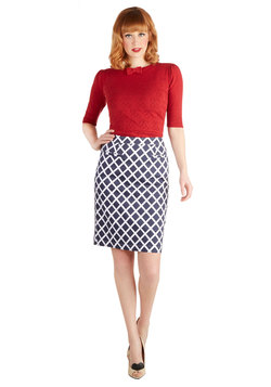 Coordinate Schedules Skirt