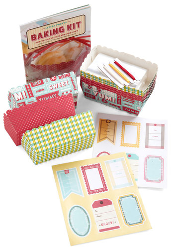 Bake the Rounds Kit by Chronicle Books - Good, Multi, Handmade & DIY, Gals, Hostess