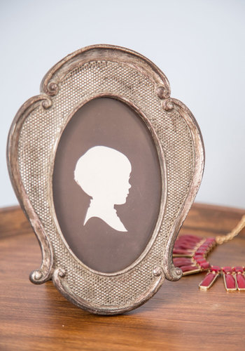 Visage of Enlightenment Frame - Bronze, French / Victorian, Good, Wedding, Gals