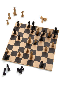 Chess Your Luck Chess Set