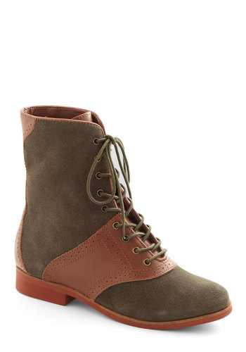 Cotswolds to Wall Boot by Bass - Tan, Safari, Low, Better, Lace Up, Leather, Suede, Casual