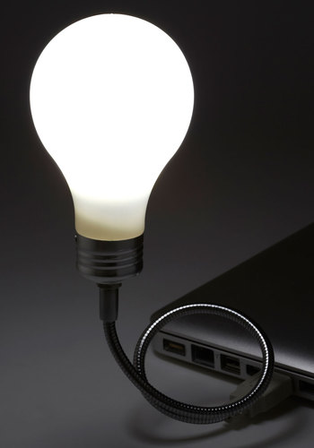 True Idea-list USB Light - Multi, Quirky, Good