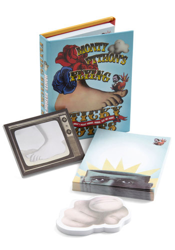 Complete Brilliance Sticky Note Set - Multi, Quirky, Good