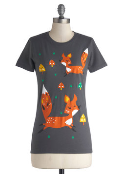 Curiously Cute Tee