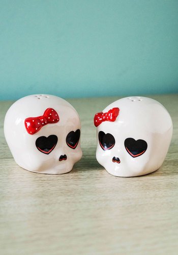 Shaker My Head - Multi, Valentine's, Darling, Skulls, Good