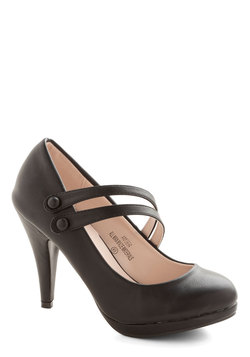 A New Spin Heel in Black