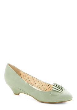 So What's the Scoop? Heel in Mint