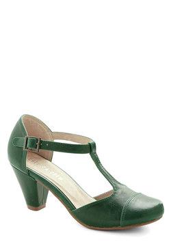 Green Room Heel