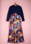 Vintage Sunny and Flair Dress