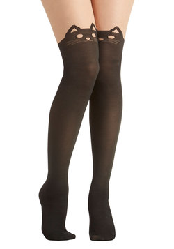 Mew've Got It! Tights