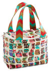 If You Can't Stand the Hoot Lunch Bag - Multi, Owls, Good, Print with Animals, Travel, Eco-Friendly