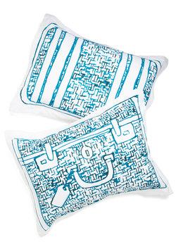 Carry Me Away Pillow Sham Set