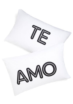 Sentiment to Be Pillowcase Set